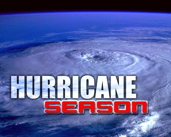 Hurricane Season Graphic