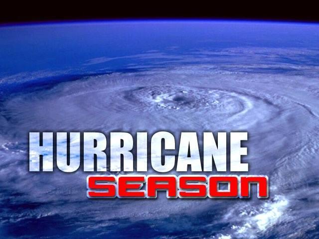 Hurricane Season Graphic