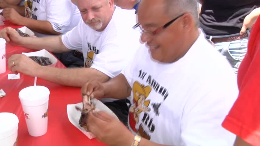 Don Johnson-s Today in Brownsville- Rib Eating Relay_20160628143902