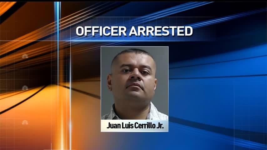 Officer Arrested in Police K-9 death_53098787-159532