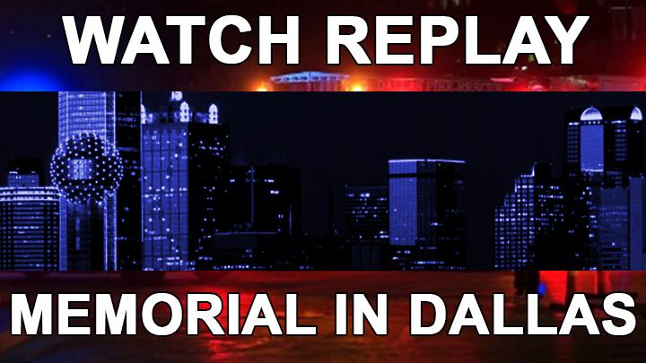Memorial Dallas 720 replay
