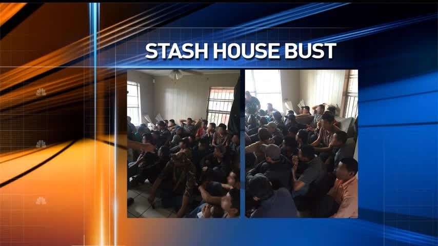 34 Immigrants found in Stash House_67412603-159532