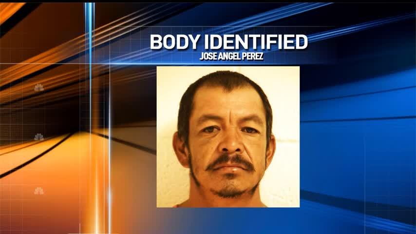 Body found in alley identified_91814042-159532