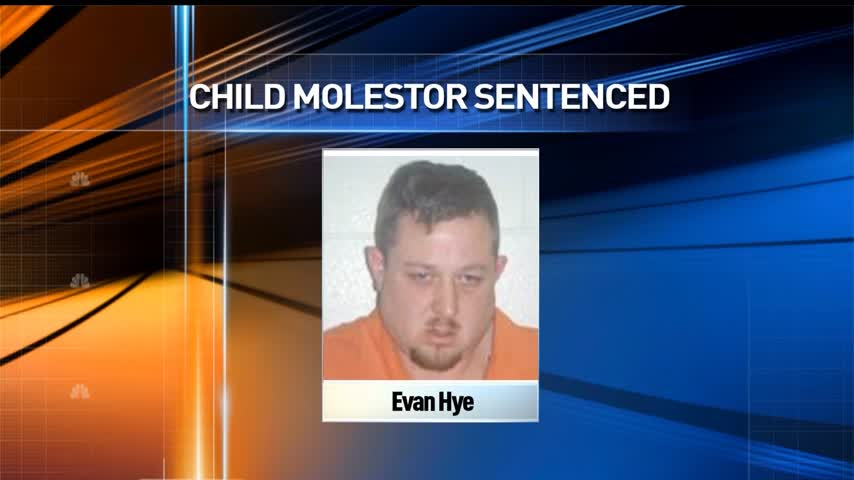 Child Molester Sentenced to 40 years in Prison_44016468-159532