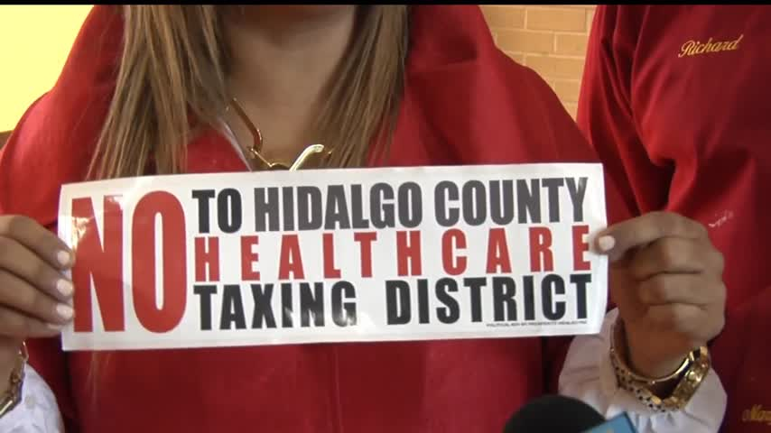 Lawmakers Differ on Healthcare District Funding_77784832-159532