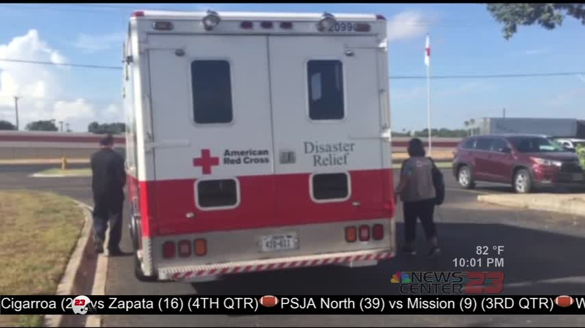 Pending Weather Stops Volunteers Going to Baton Rouge_43018320-159532