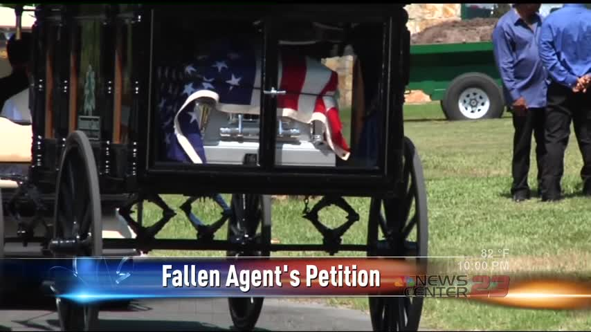 Petition to reclassify agent-s death short on signatures_85617433-159532