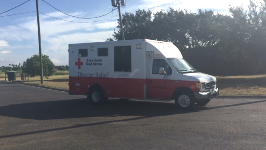 Red Cross South Texas Chapter Heads off to Baton Rogue