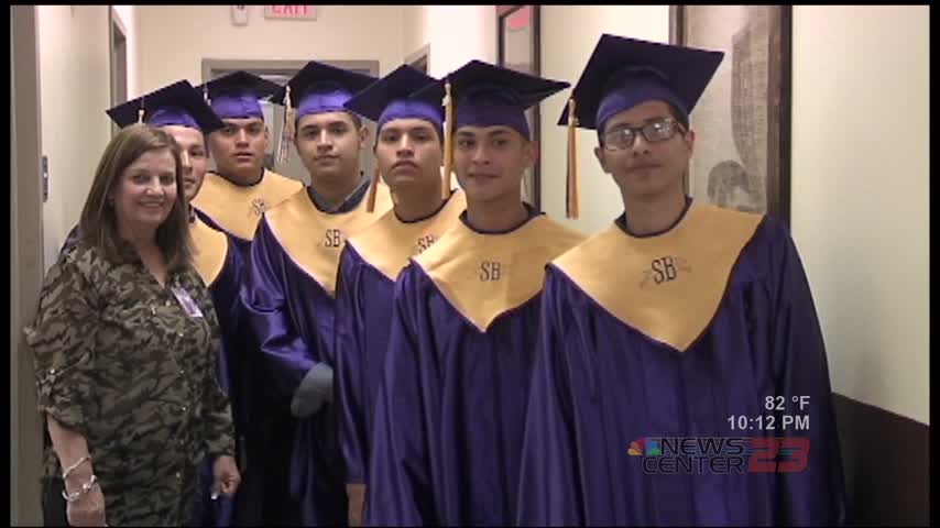 Boot Camp in San Benito Graduates GED Students_06968296-159532