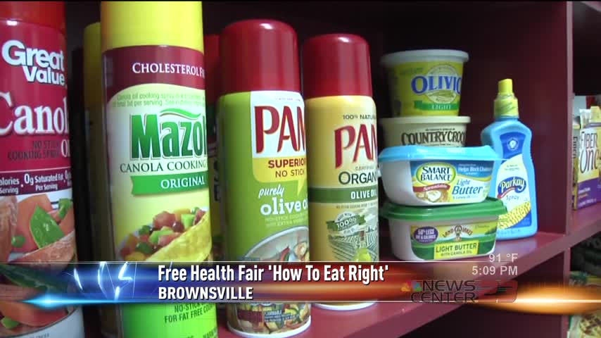 Free Health Fair- How to Eat Right_84668124-159532