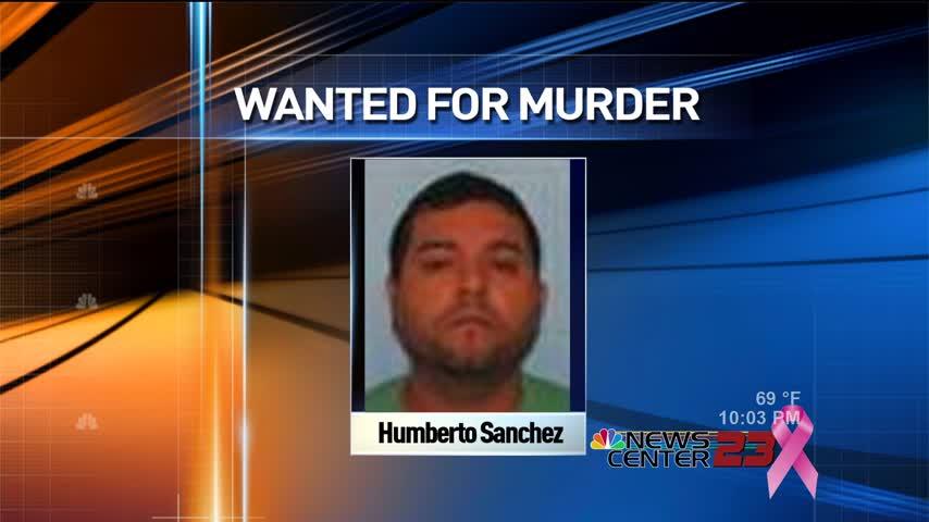 Police Seeking Man Accused of Murder_01321646-159532