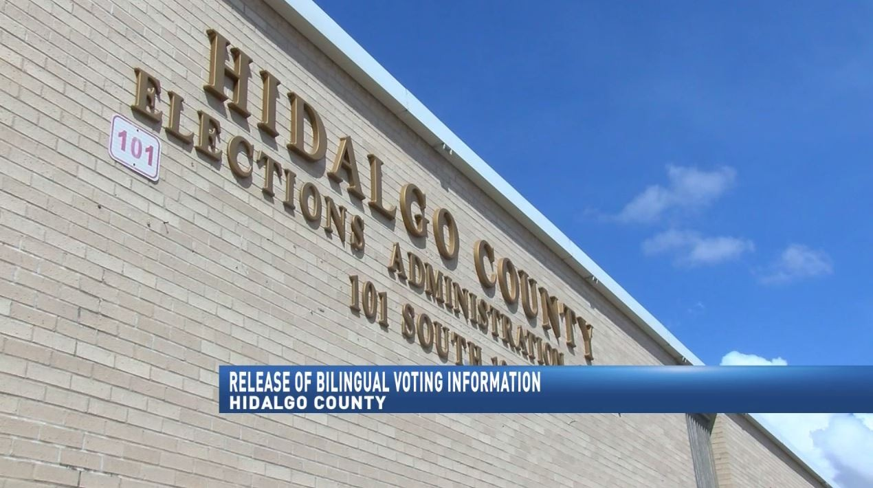 Legal group claims Hidalgo County is in violation of ...