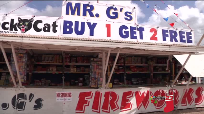 Knowing Fireworks Safety this Holiday Season_99320581