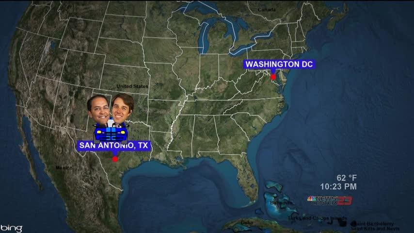 1 Republican- 1 Democrat- 1 Car-  and the 24 Hour Road Trip_32121578