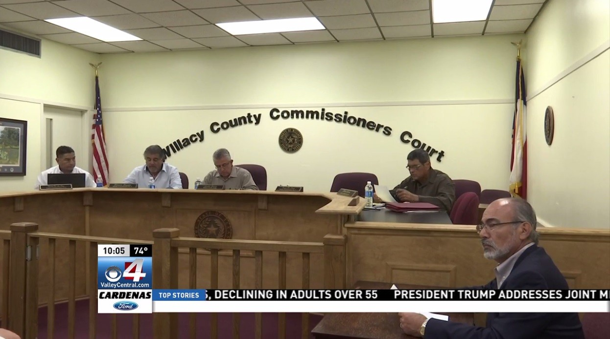 Willacy County Commissioners Court