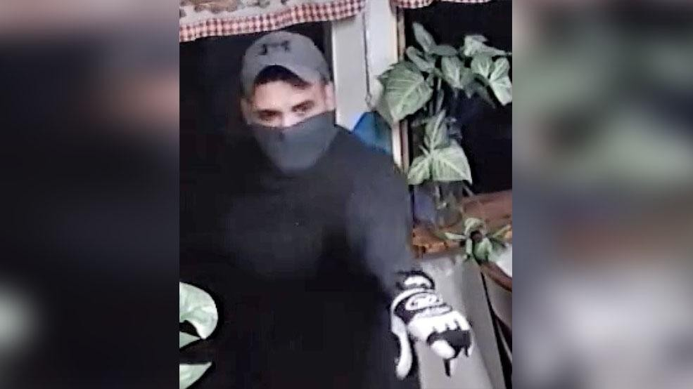 Suspect in Pharr aggravated robbery