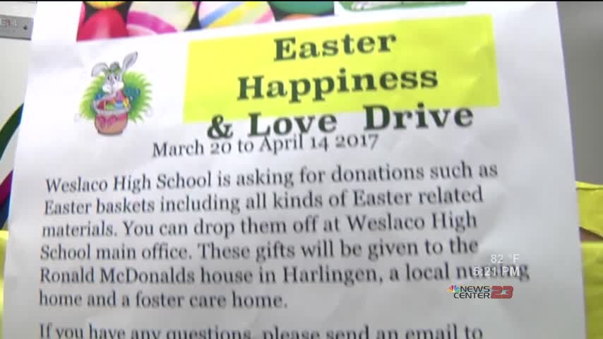Easter happiness & love Drive