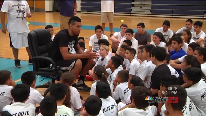 NBA kids camp