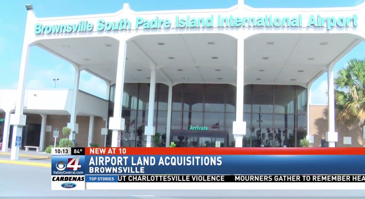Brownsville South Padre Island International Airport expansion