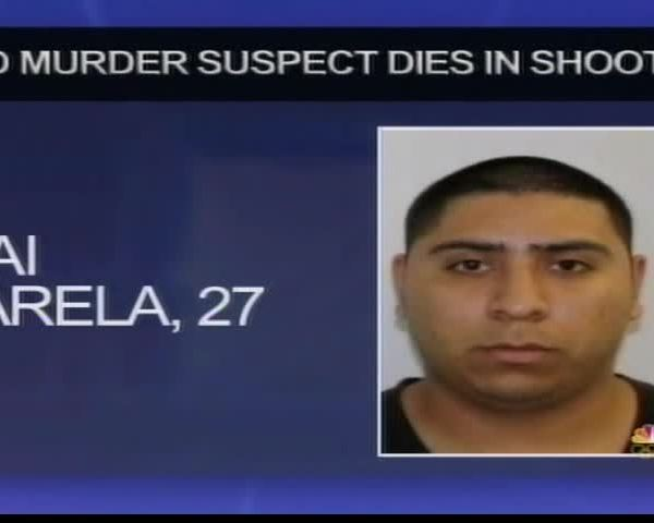 Double Murder Suspect Dies In Shootout With Mexican Military_78268968