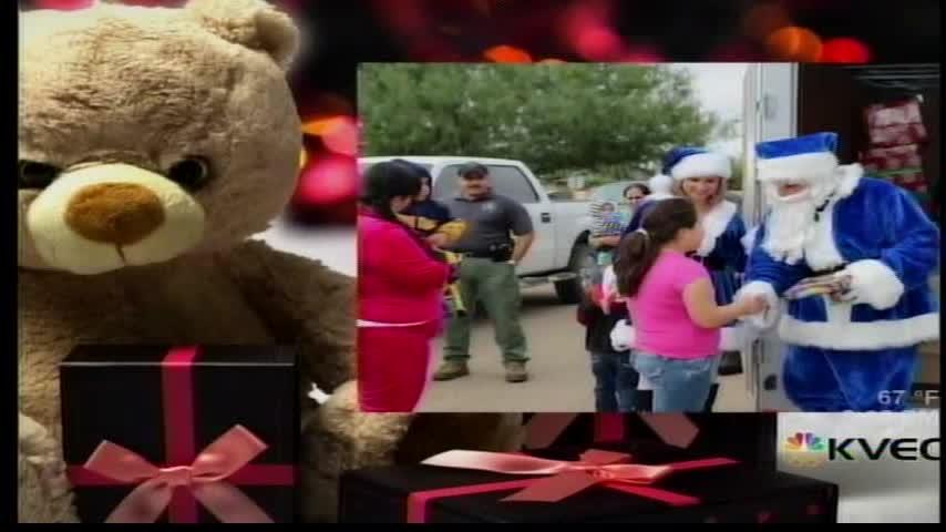 Rio Grande City Police Department Toy Drive_46098070