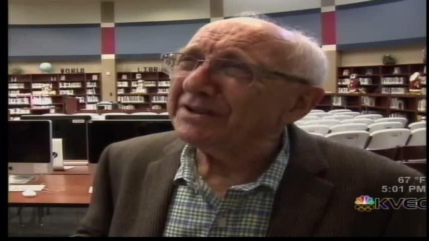 Holocaust Survivor Speaks To RGV Students_12908713