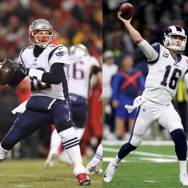 Big Game Bound: Rams, Patriots battle for the trophy