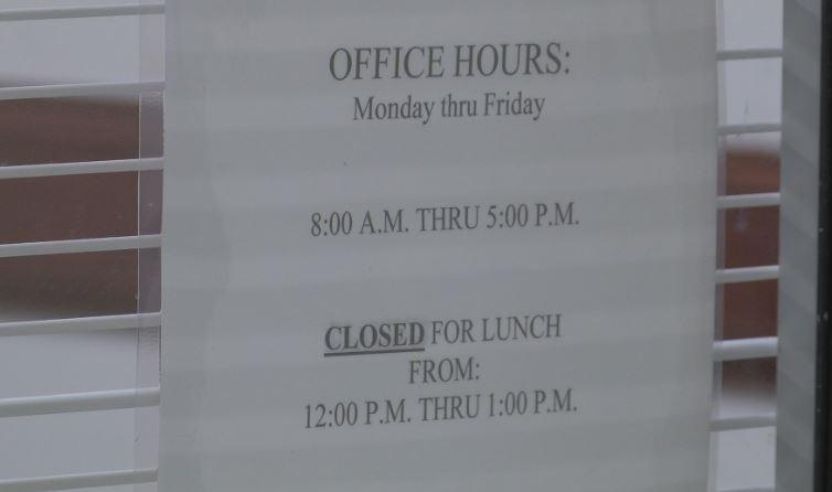 MERCEDES CITY MANAGER OFFICE DOOR.JPG