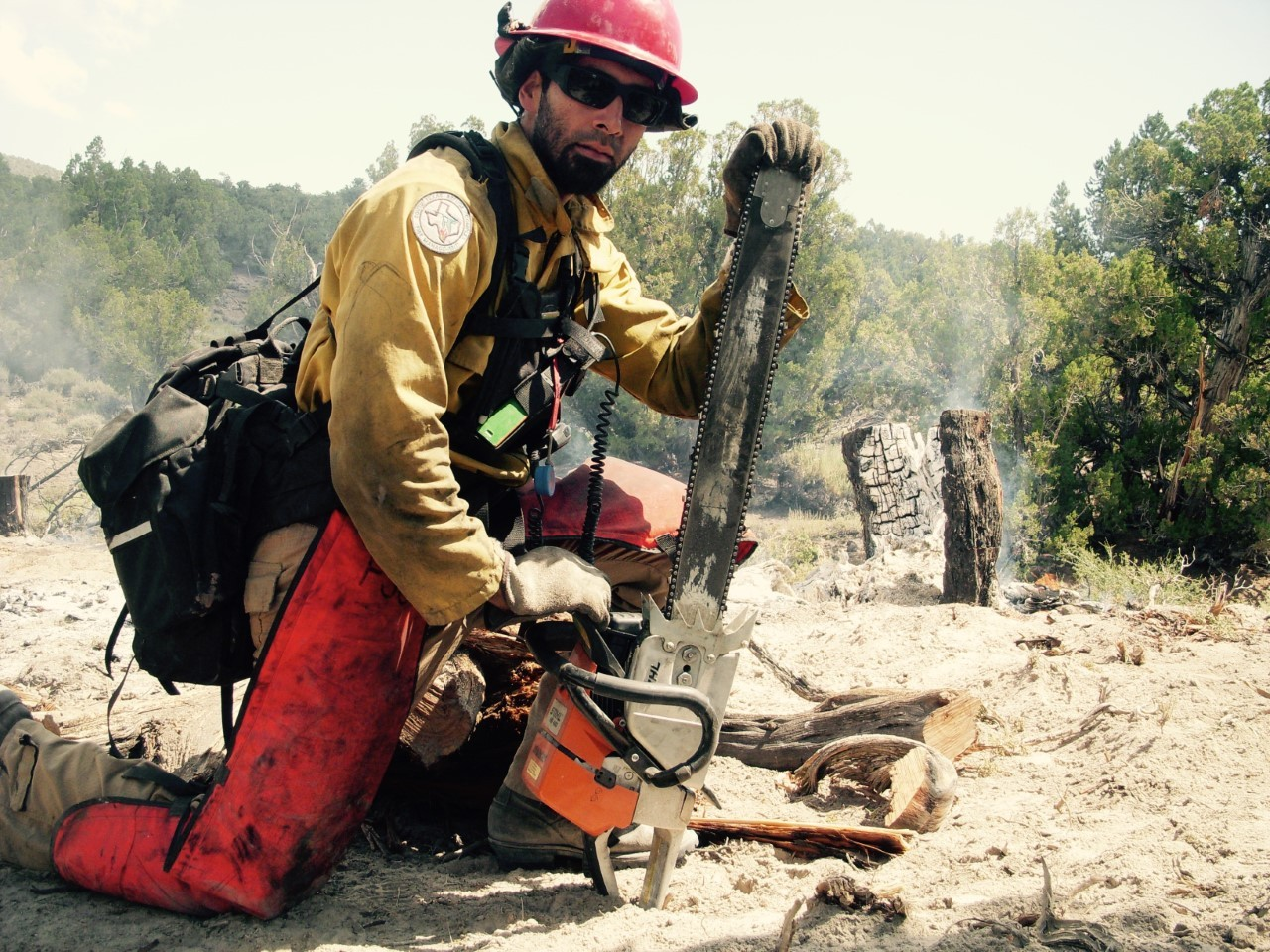 Local U.S. Fish and Wildlife Service Firefighter selected ...