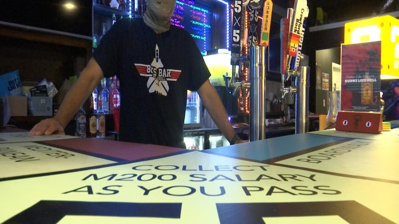 Bar owners hope to reopen but understand the need to close