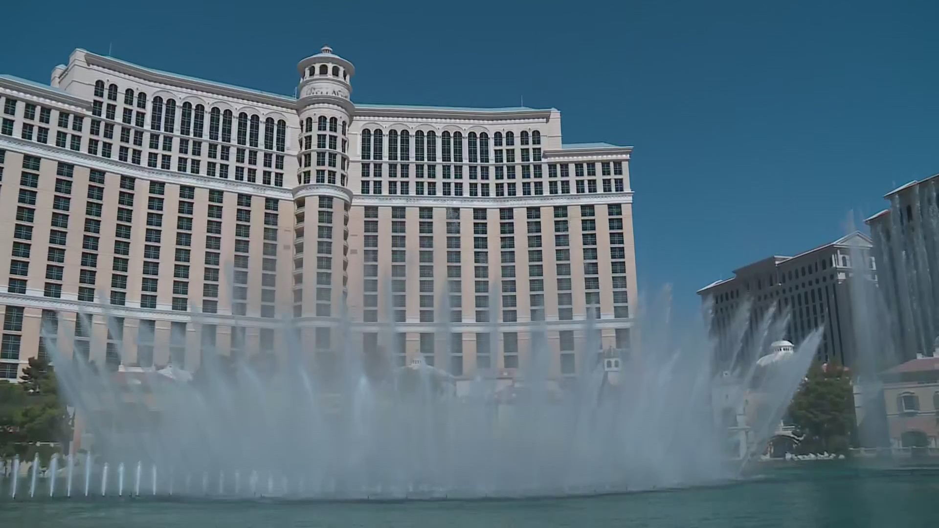silverstar casino water show times