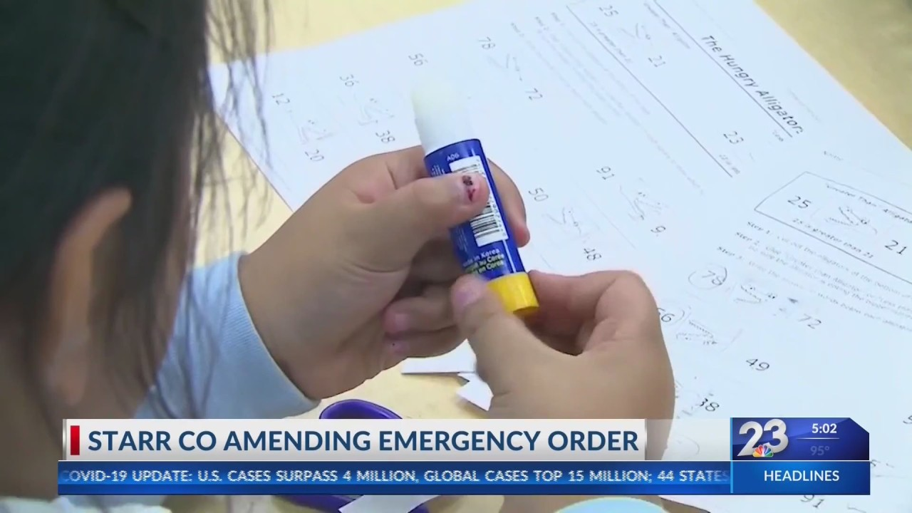 Disability rights group asking for discriminatory language to be removed from emergency orders