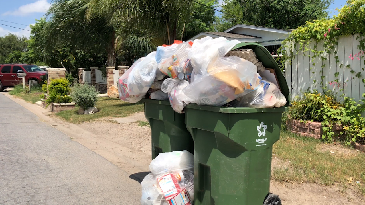 Trash collection delayed, Drivers have contracted COVID-19, Commissioner says