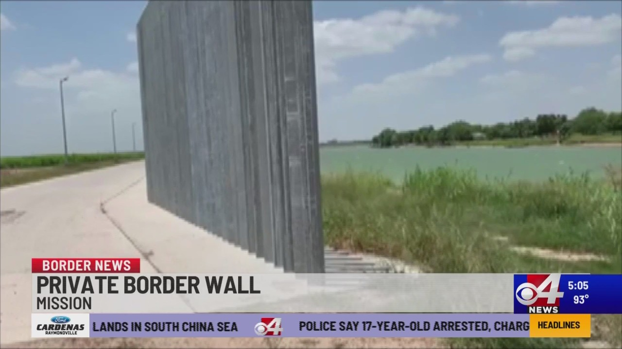 Property value increases due to border wall could decrease funding for Mission CISD