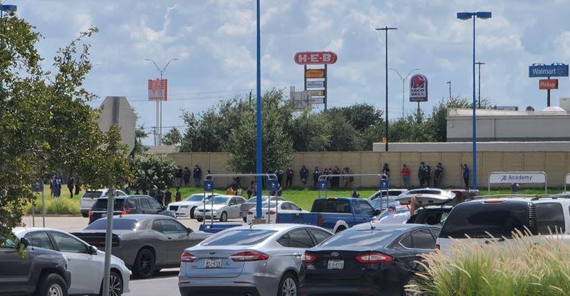 Gunman dead, following confrontation with Walmart customer