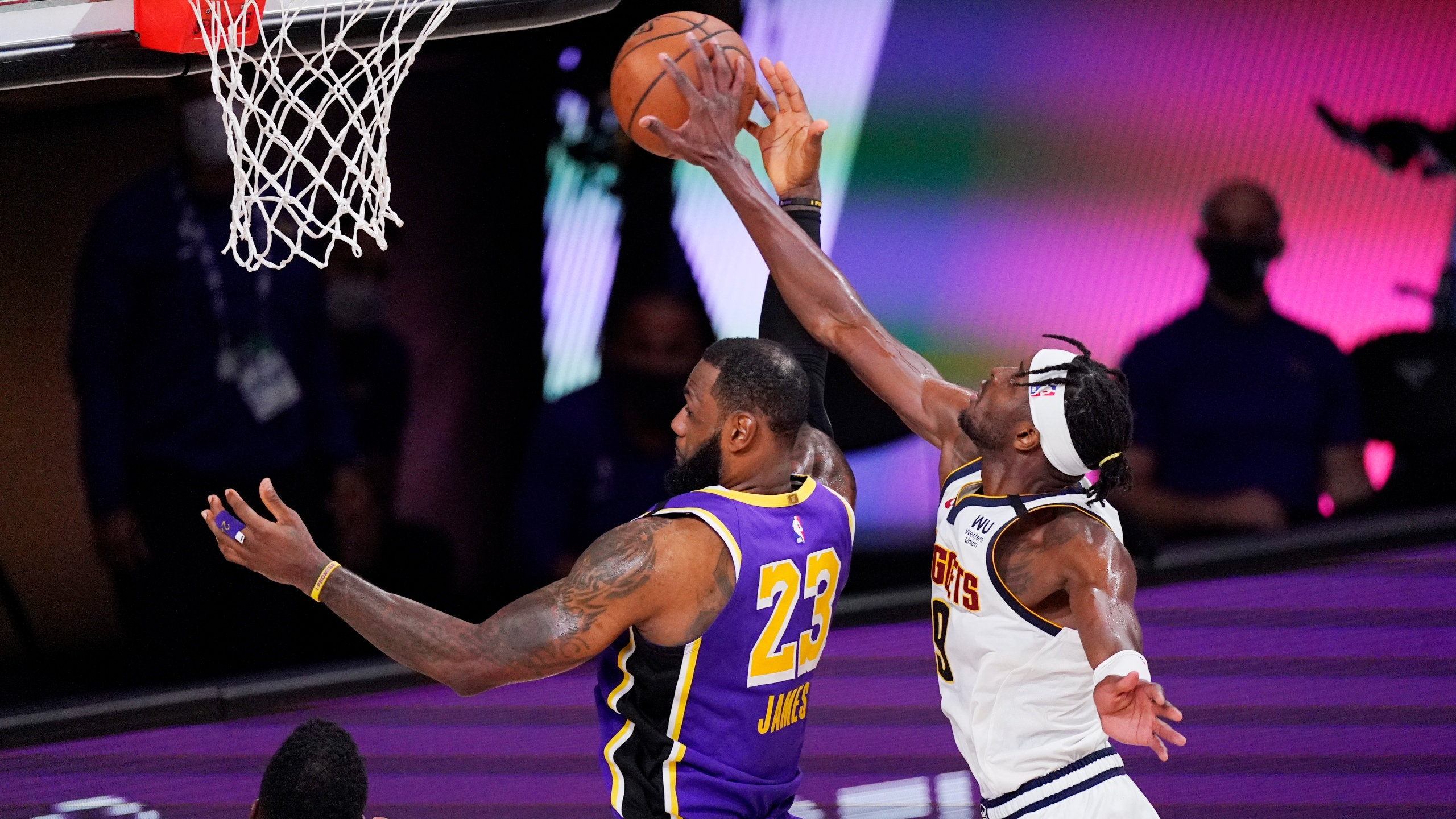 James Lakers Beat Nuggets In Game 5 To Reach Nba Finals Kveo Tv