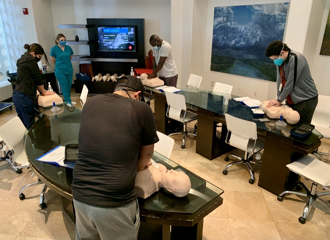 rgv pandemic cpr spike certification leads