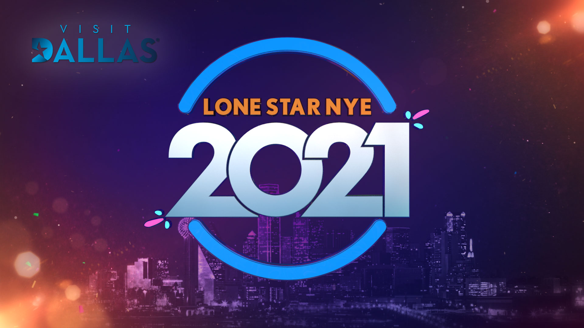 """Nexstar partners with KXAS in Dallas to broadcast """"Lone Star NYE 2021"""" 