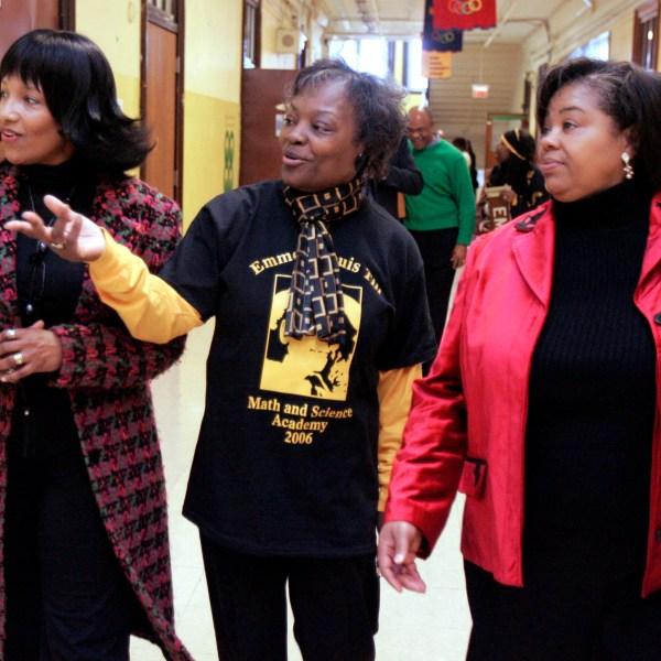 Deborah Watts, Ollie Gordon, Mary Rogers, WATTS GORDON ROGERS